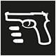 Icon-Waffe-kleiner