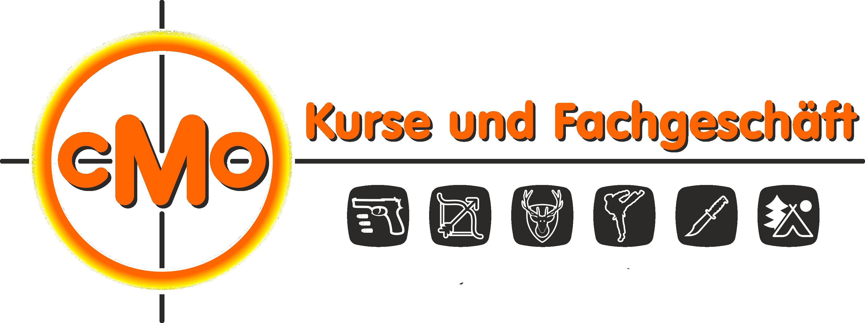 CMO - Kurse und Fachgeschäft Logo